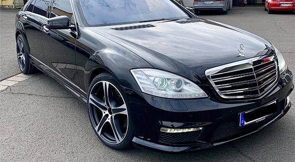 Foto Mercedes S-Klasse